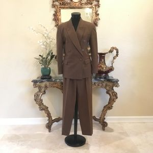 Missoni Vintage Wool Pant Suit
